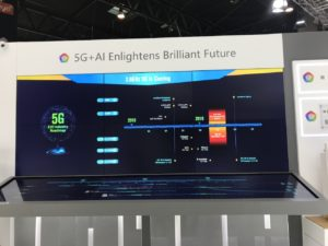 China Mobile - Roadmap to 5G