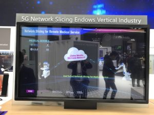 China Mobile Network Slicing for Medical